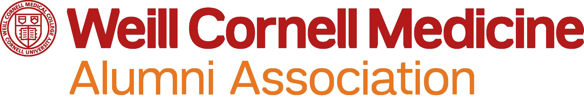 Weill Cornell Medicine Alumni Association Logo